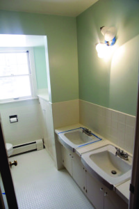 Presto Bathroom After