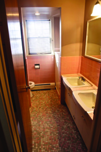 Presto Bathroom Before